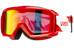 UVEX flizz LM goggles rood